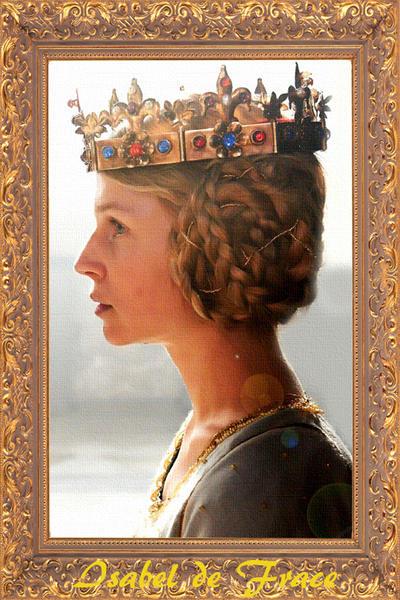 Isabelle de France by Apollonaris
