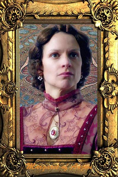 Margaret of Anjou by Apollonaris