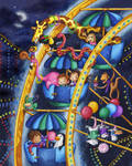Carnival of the Animals by Isynia-Artessa
