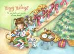 Christmas Cookies Card 2009
