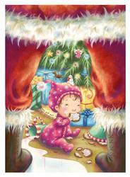 Christmas Card 2010 by Isynia-Artessa