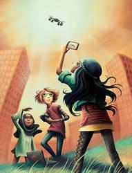 STEM Girls by Isynia-Artessa
