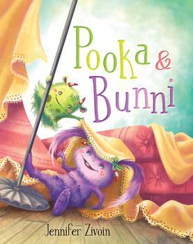 Pooka and Bunni Cover