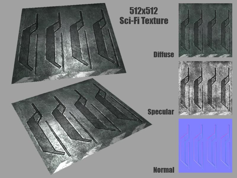 Sci fi Floor Texture Sci fi Floor Textures by