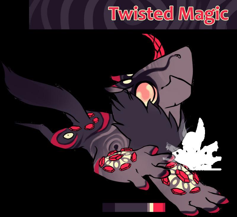 Twisted Magic [Custom] by llEttell on DeviantArt