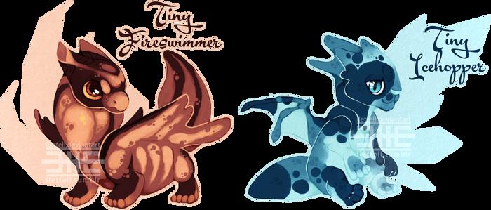 Tiny Duo OPEN [Flatsale]