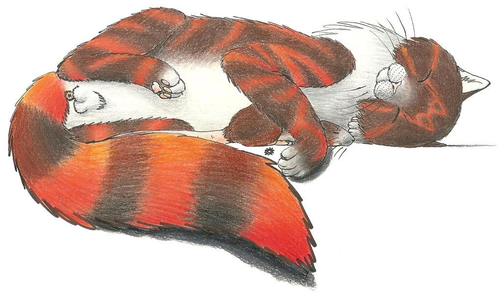 Snuggle Buddies by Slipping-Star