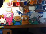 Adventure Time in Beads WIP