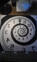 infinete Clock
