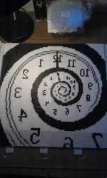 infinete Clock by mininete
