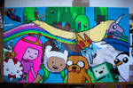 Adventure Time in Beads