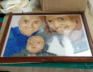 family portrait  by mininete