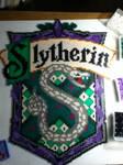 Slytherin house emblem