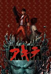 Akira by torei