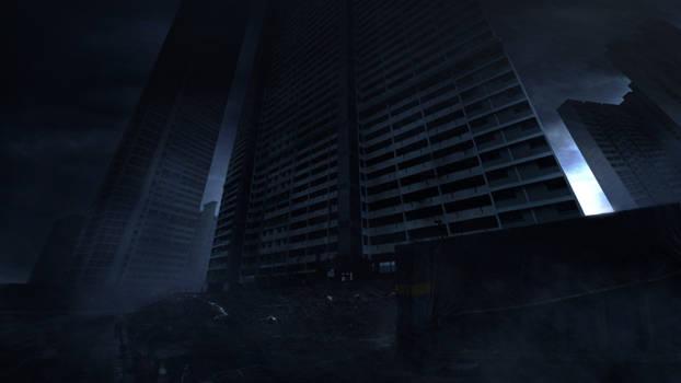 Dystopia Singapore