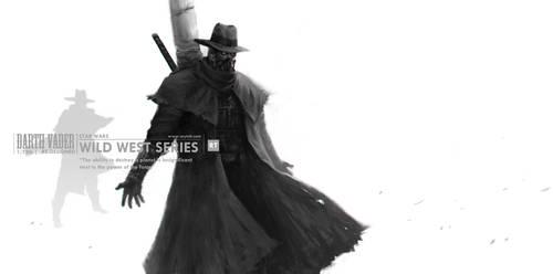 Darth Vader Re-designed.