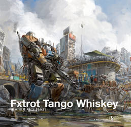 Fxtrot Tango Whiskey | 25 May 2018 by torei