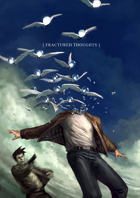 Fractured Thoughts by torei