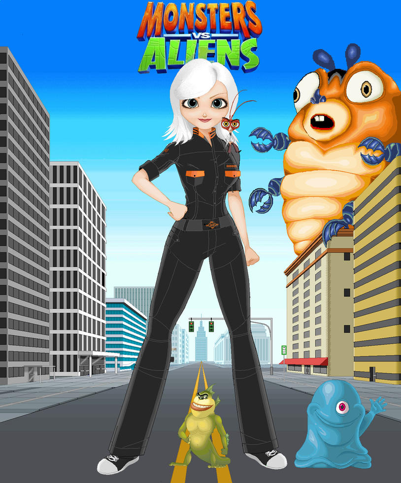 Monsters aliens monsters aliens games videos