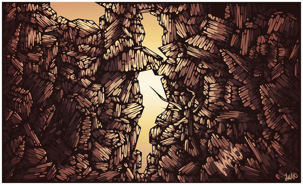 Days in Descent by JosephMayo