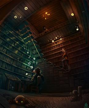 Norbert's Study