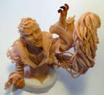 Sculpture - Good ol' Abe by DamnTorren