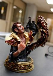 Sculpture - Able mk2 by DamnTorren