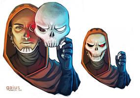 Gaius Quintos by DamnTorren