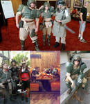 Imperial Guard Cosplay