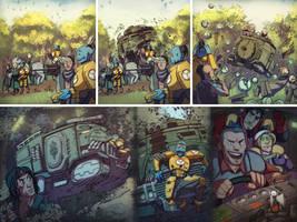 Eagle Ordinary 041 - Murder Van by DamnTorren