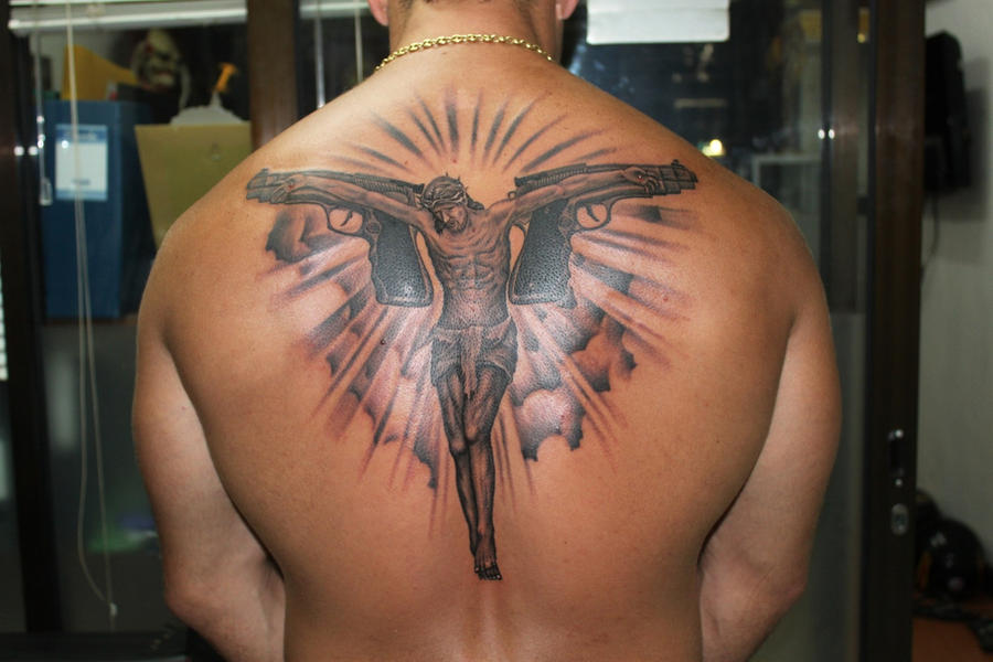 ... now Its about Pin Stunning Back Tattoo Angel Design Pinterest Picture