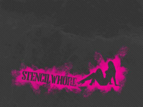 stencilwhore
