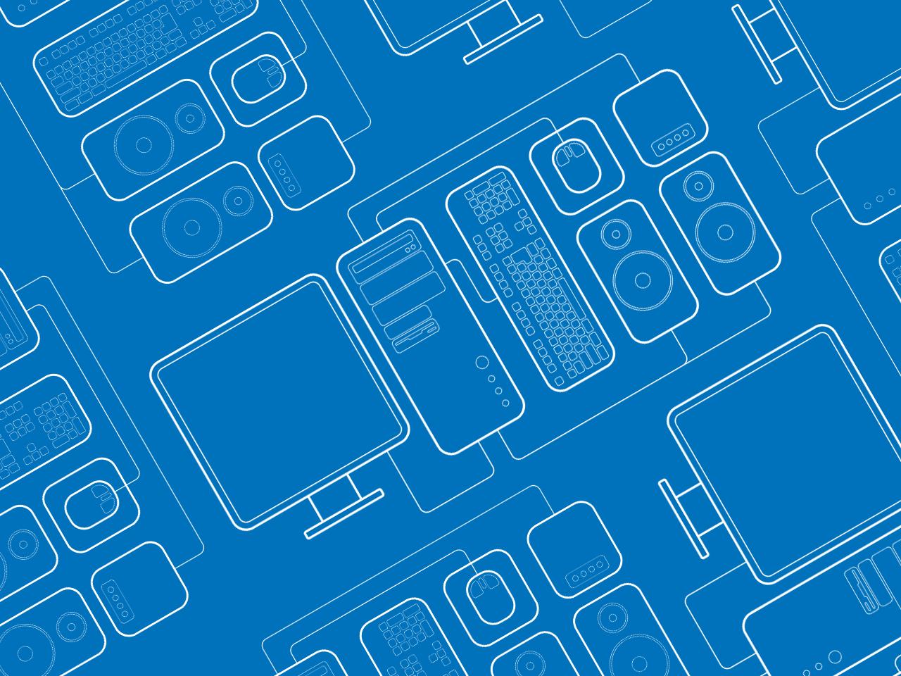 Computer Tile