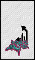 digital graffiti try by nouseforaname