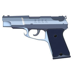 The concept image for gun