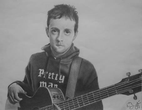 Jason Mraz Portrait
