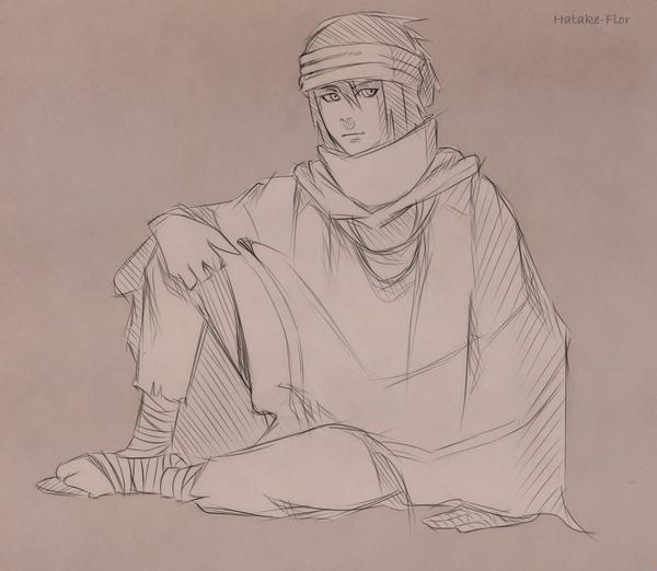 The Last: Sasuke Uchiha 2 by florixnero