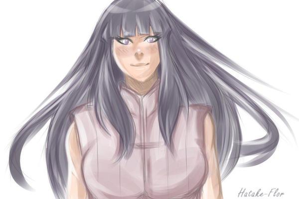 Hinata Hyuga by Hatake-Flor