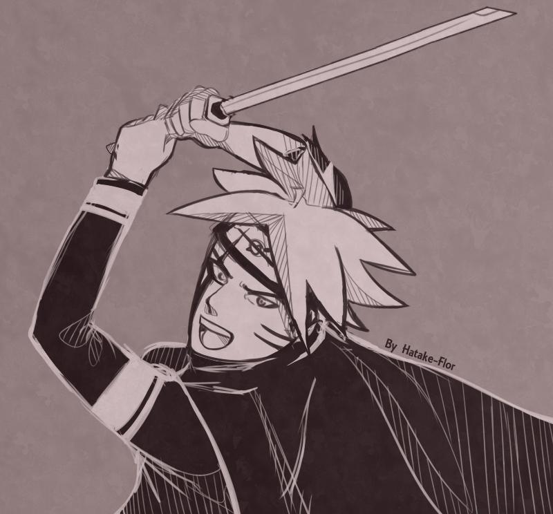 Naruto Next Generations: Boruto Uzumaki By Hatake-Flor On