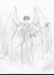 Winged Wanderer.