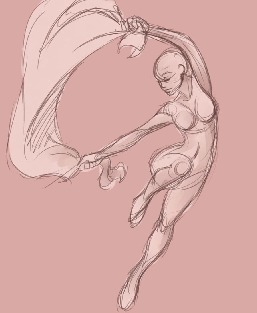 dancer by MoonLightRose17