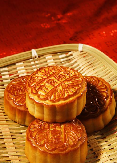 traditional moon cake by Wangyunteng on DeviantArt