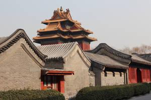 complex pavilion by Wangyunteng