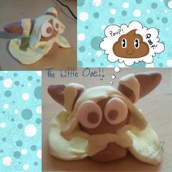Figurine 1: The Little One (Batlesbo) by kirigirl