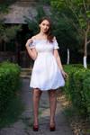 White dress stock 17