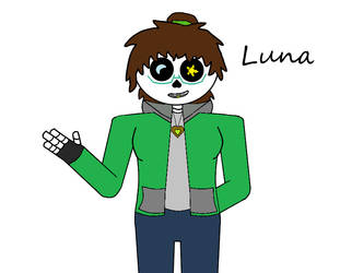 Luna by ArtLunaLover2002