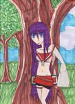 Ninja Art by SuzakuFire101