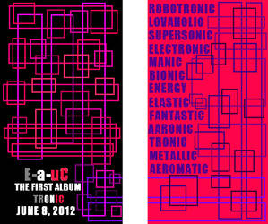 Tronic Album by SuzakuFire101