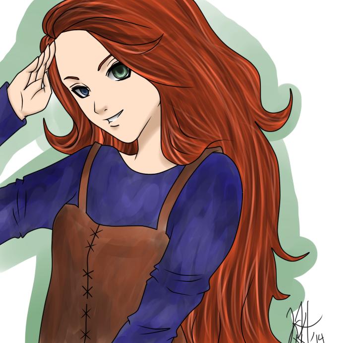 FMA OC: Jasmine Myst by LadyxxHysteria