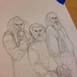Company of Dwarves WIP